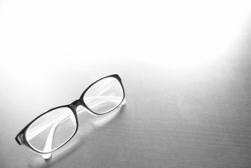 平匡さんの眼鏡?